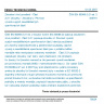 ČSN EN 60068-2-21 ed. 2 - Zkoušení vlivů prostředí - Část 2-21: Zkoušky - Zkouška U: Pevnost vývodů a jejich neoddělitelných upevňovacích částí