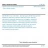 ČSN EN 50110-2 ed. 3 - Obsluha a práce na elektrických zařízeních - Část 2: Národní dodatky