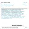 ČSN EN 12016 - Elektromagnetická kompatibilita - Skupina norem pro výtahy, pohyblivé schody a pohyblivé chodníky - Odolnost