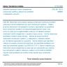 ČSN EN 15233 - Metodika hodnocení funkční bezpečnosti ochranných systémů určených pro prostředí s nebezpečím výbuchu